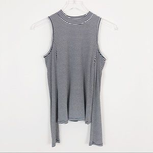 One Clothing Los Angeles Striped Shirt